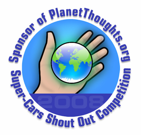 Planet Thoughts Logo