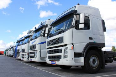 Green Trucking Fleet