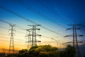 Electricity Lines on Towers