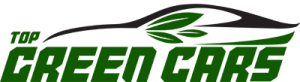Top Green Cars Logo - Main