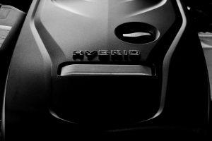 hybrid electric car