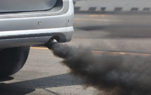 lessen car air pollution